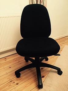 To get the best out of your office chair, familiarise yourself with its features